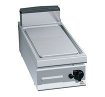 Gas griddle / professional