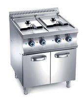 Gas fryer / floor-standing / commercial