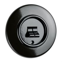 Toggle switch / double / Bakelite® / traditional