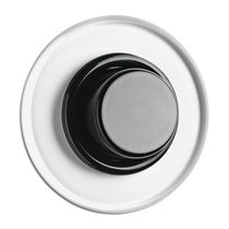 Light dimmer switch / rotating / plastic / Duroplast