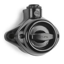 Rotary switch / Bakelite® / traditional / black