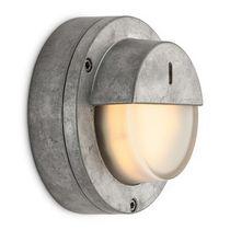 Traditional wall light / outdoor / aluminum / halogen