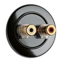 Speaker socket / wall-mounted / traditional