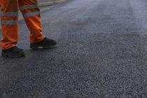 Asphalt flooring / commercial / road / textured