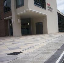 Concrete paving slab / permeable / drive-over / pedestrian