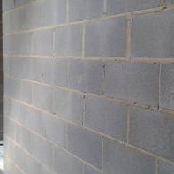 Lightweight concrete block / solid / for walls / for load-bearing walls