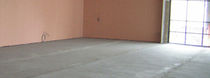Floating screed / cement / high-resistance