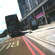 Bus platform edge / sidewalk / concrete / other shapes