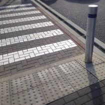 Parking lot drainage channel / for airports / concrete / slot