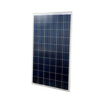 Polycrystalline PV solar panel / standard / aluminum