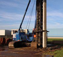 Concrete prefabricated pile