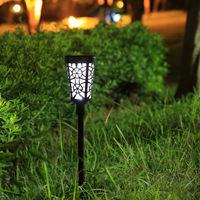 Garden bollard light / traditional / plastic / LED