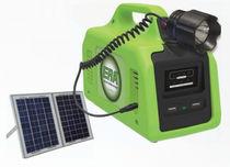 Portable solar kit / PV