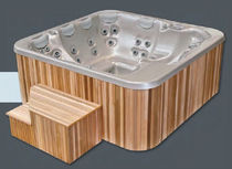 7 seater portable/built-in hot-tub COPACABANA PROCOPI