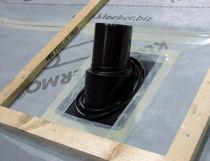 Polyethylene adhesive strip
