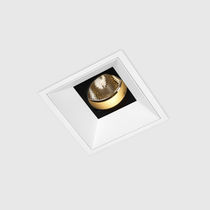 Recessed ceiling spotlight / indoor / HID / halogen