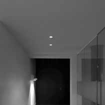 Recessed ceiling spotlight / indoor / halogen / LED