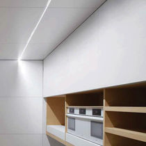 Ceiling lighting profile / surface mounted / wall-mounted / built-in