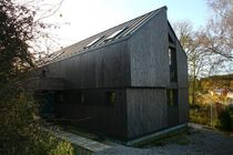 Passive house / modular / contemporary / concrete