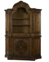 High sideboard / classic / wooden