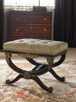 Classic footrest / fabric