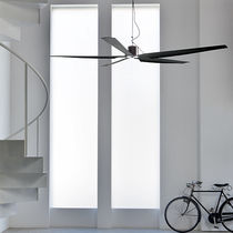 Ceiling fan / residential / metal