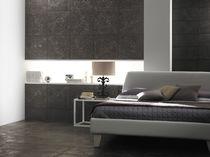 Indoor tile / floor / porcelain stoneware / arabesque