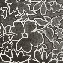 Indoor tile / wall / porcelain stoneware / floral