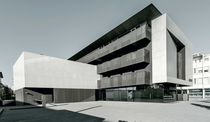 Ceramic cladding / matte / for ventilated facades