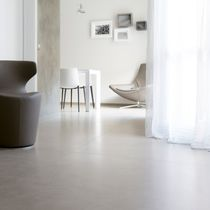 Ceramic flooring / commercial / smooth / stone look