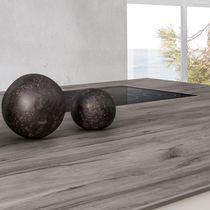 Ceramic countertop / professional / kitchen / heat-resistant