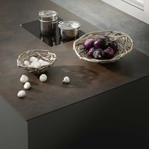 Ceramic countertop / commercial / kitchen / heat-resistant