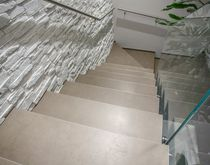 Ceramic floor covering / industrial / residential / smooth