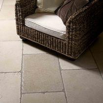 Stone paving slab / frost-resistant / anti-slip / pedestrian
