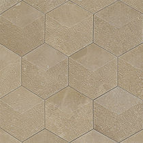 Hexagonal tile / indoor / wall / floor