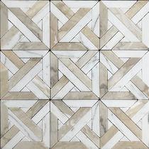 Indoor mosaic tile / wall / floor / marble