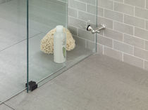 Shower hinge / door / steel