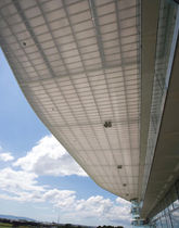 Roof polycarbonate sheet / for facades
