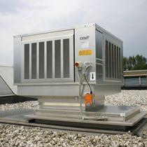 Single-flow ventilation unit / decentralized / commercial / for homes