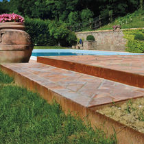 Garden edge / wall / protection / for landscaping