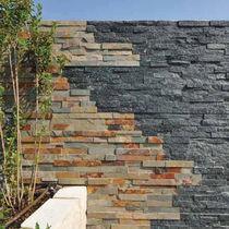 Engineered stone wall cladding panel / exterior