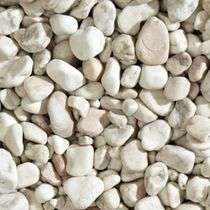 Rounded pebble