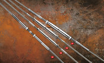 Stainless steel turnbuckle / for metal cable / for tensile structures
