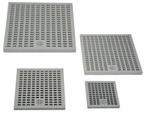 Polypropylene manhole cover / square