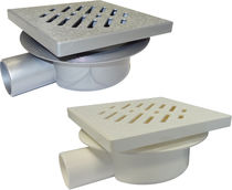 ABS floor drain / square / round / patio