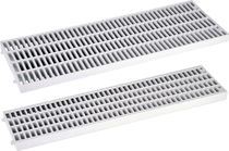 Polypropylene drain grate / for public spaces