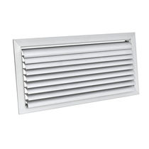 Ceiling air diffuser / rectangular