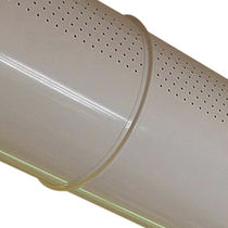 Ceiling air diffuser / linear