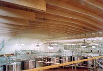 Wooden beam / rectangular