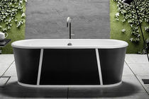 Freestanding bathtub / cast iron